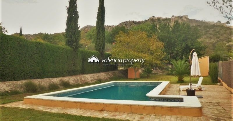 Wonderfull detached Villa in Xàtiva