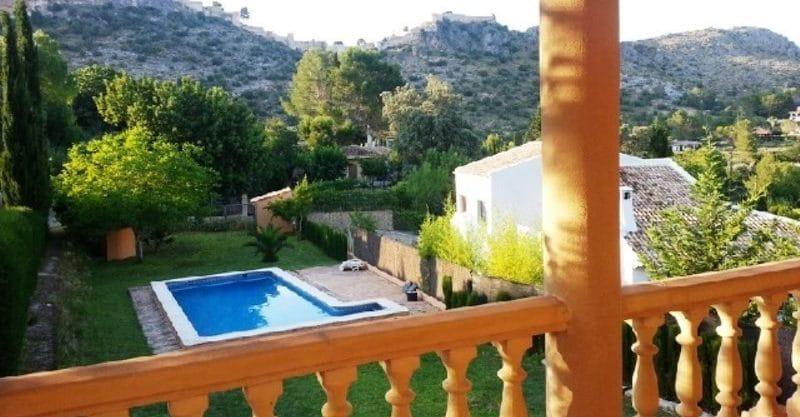 Detached Villa in Bixquert Xàtiva
