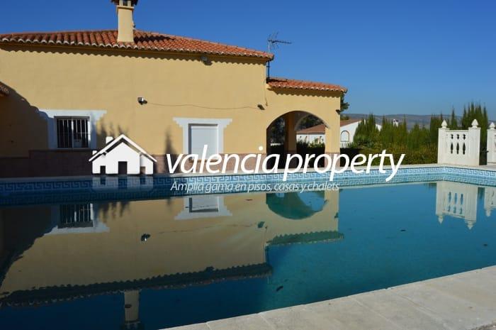 Pretty detached villa with two bedrooms, Vallada