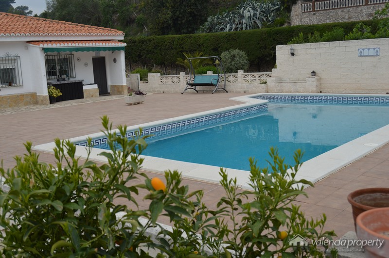 4 bedrooms Detached Villa in  Xàtiva
