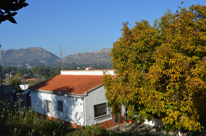 Little Detached villa located in Xàtiva