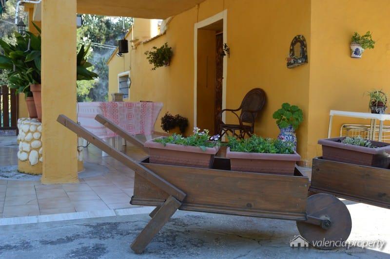 Villa  indépendante située dans la localité de Xàtiva