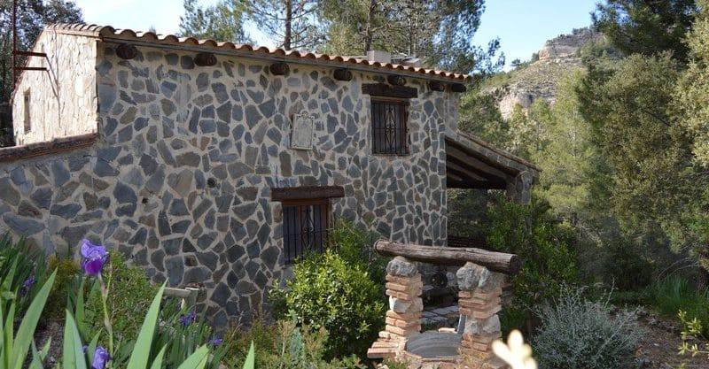 Refugio de montaña, Enguera