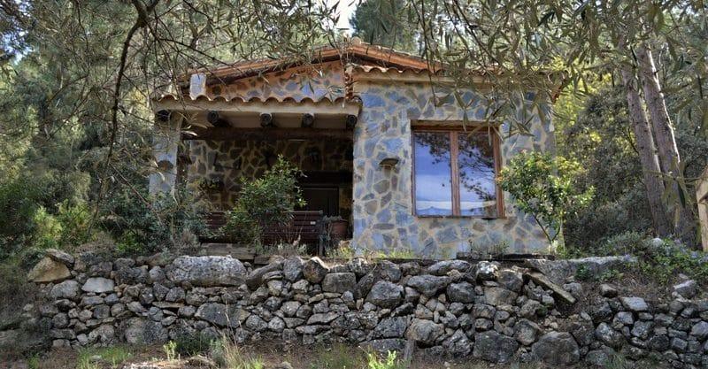 Casita de montaña de 2 dormitorios, situada en la Sierra de Enguera