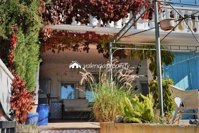 Semi detached villa for sale in Pla de Corrals, near Xàtiva